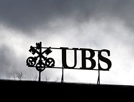 UBS sees no improvement in current adverse economic and financial market trends