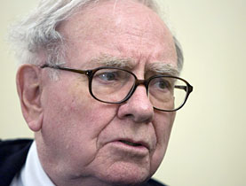Warren Buffett's investment would give him a 20% stake in Swiss Re