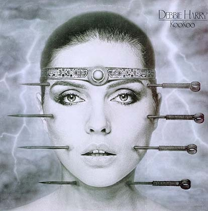 Portada de un disco de Debbie Harry, 1981.
