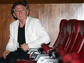 Roman Polanski, here at the opening of the Bangkok Film Festival in 2005