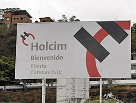Holcim is still moving forward with a court case against Venezuela for stalling on payments