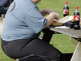 Studies show that Europeans are getting fatter