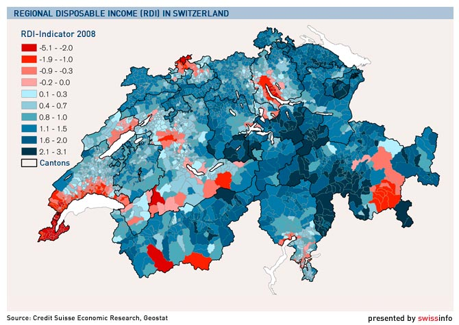Where is Switzerland\'s cheapest place to live? - SWI swissinfo.ch