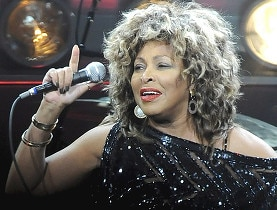 Tina Turner will perform two shows in Zurich starting on Sunday