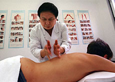 Traditional Chinese medicine has been dropped from the list of therapies covered by health insurers