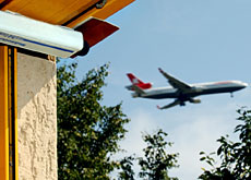 House prices and health are damaged by aircraft noise