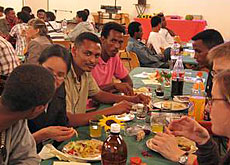 There are around 2,500 Eritreans living in Switzerland