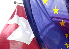 Surrounded by Europe: the future of Swiss-EU relations