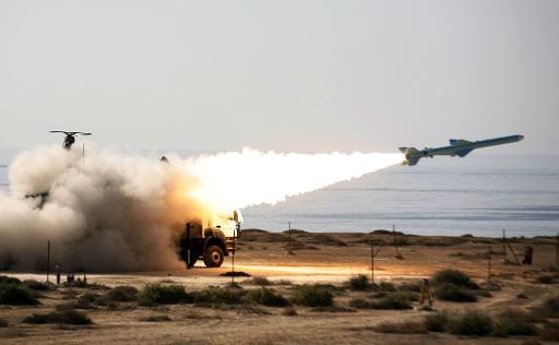 مناورات عسكرية ايرانية