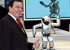 الإنسان الآلي في خدمتكم Swi Swissinfo Ch