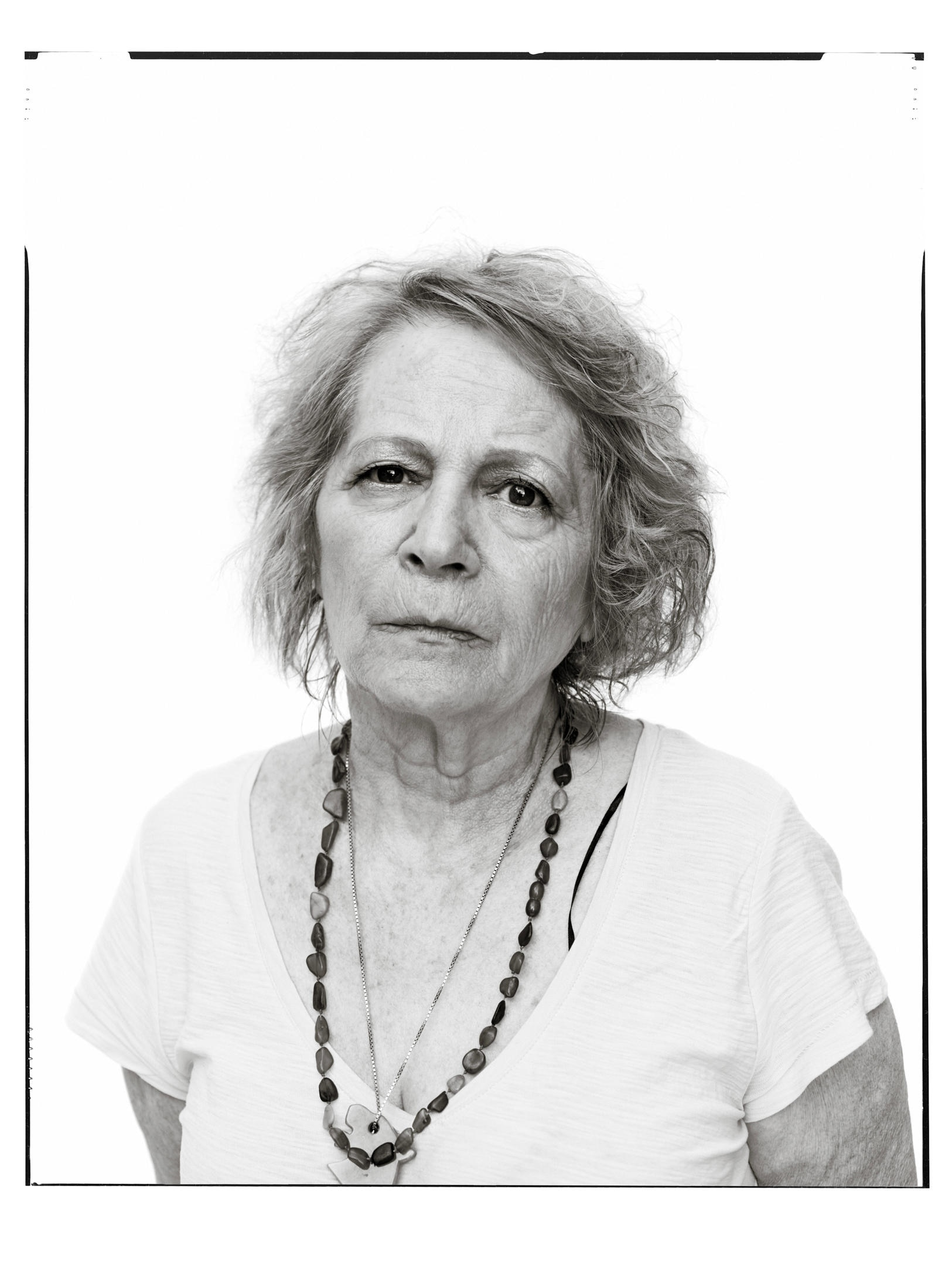 Portrait of Marianne Steiner
