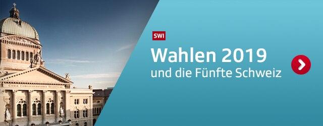 Wahlen 2019 und die Fünfte Schweiz