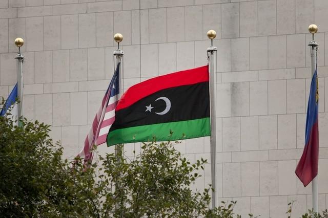 علم ليبيا الجديد يرفرف على مباني الامم المتحدة بجنيف Swi Swissinfo Ch
