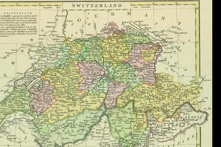 La Svizzera Cartina.Quando L Arte Incontra La Cartografia Swi Swissinfo Ch