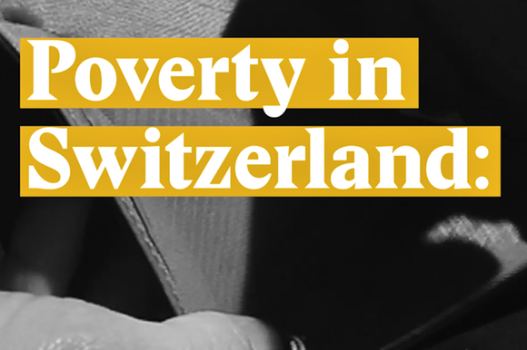 Cover image for a Nouvo video on working poor in Switzerland.