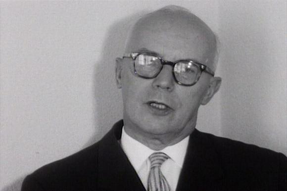 Bundesrat Willy Spühler