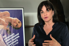Shelly Power, Artistic Director and CEO of the Prix de Lausanne