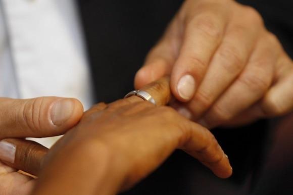 2016年,瑞士人的跨国婚姻数量依旧呈上升趋势。