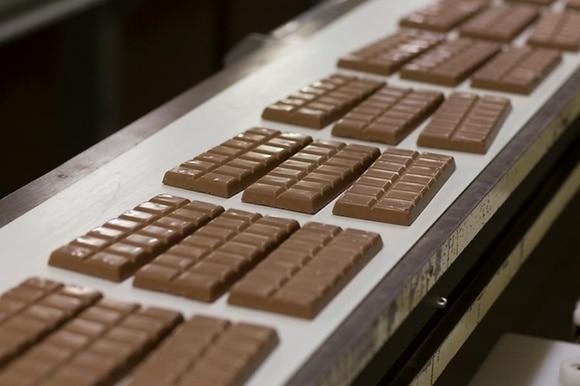 瑞士巧克力