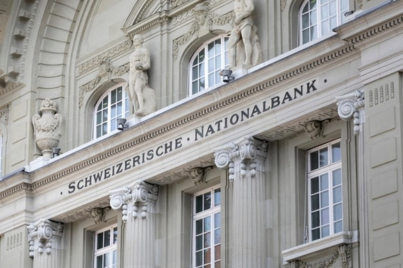 The central bank confirmed a record CHF54 billion overall profit in 2017