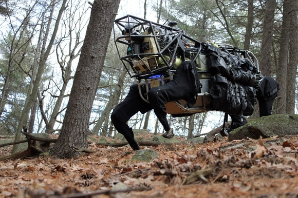 An example of a Lethal Autonomous Weapons System (LAWS) - better known as a killer robot