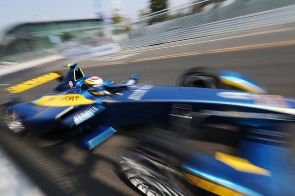 Formule E de Sébastien Buemi