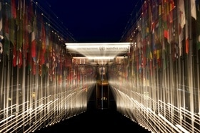 Palais des Nations, Geneva