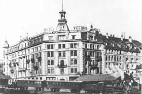Hotel Victoria in Lucerne