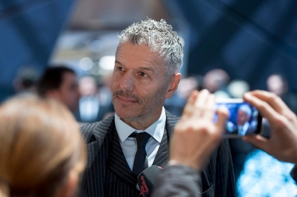 Peter Kamm Baselworld fair CEO