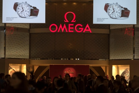 omega booth