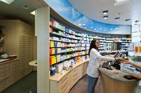 Swiss pharmacy