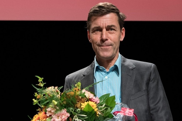 Swiss author Peter Stamm