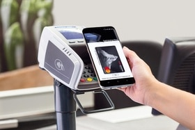 Paying with Samsung Pay