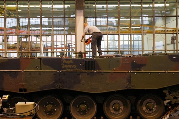 building a tank