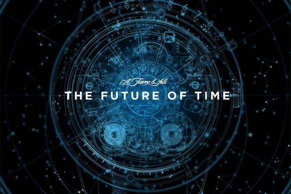 The Future of Time logo