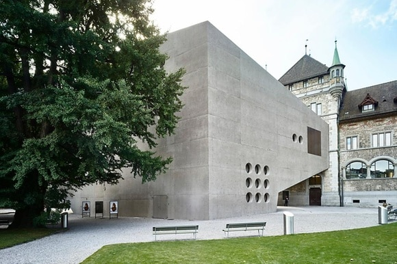 museum building