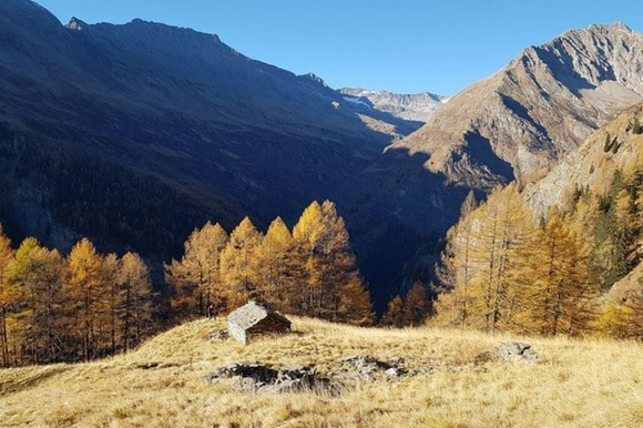 The plannedParco Val Calanca in southern Graubünden