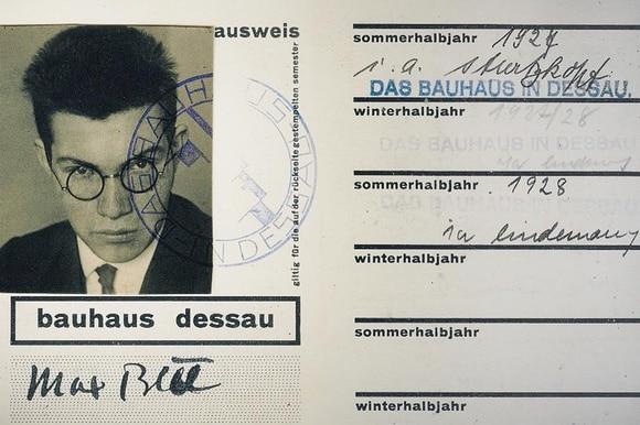 Max Bill s Bauhaus ID