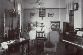 tiffin room