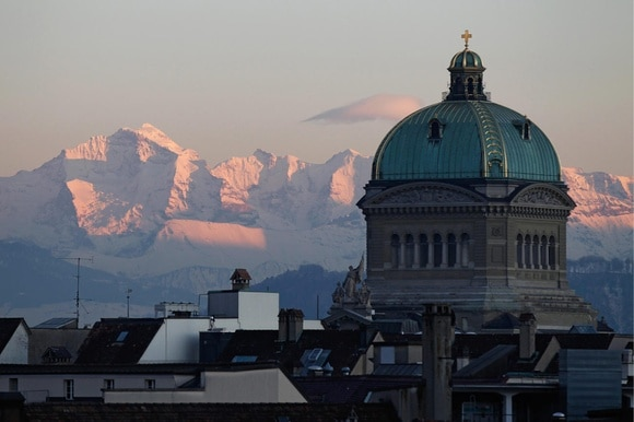 parliament in Bern