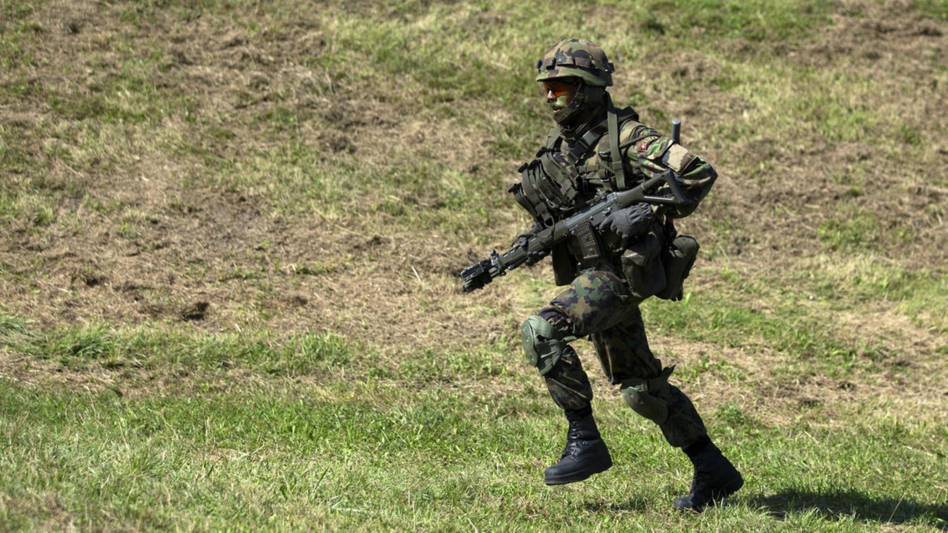 ある 兵役 国 の