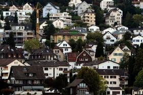 瑞士人依然梦想成为有房一族。