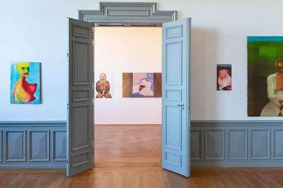 Exposiçõ no Kunstmuseum de Berna