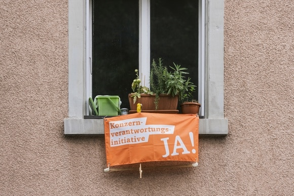 orange flag for repsonsible business