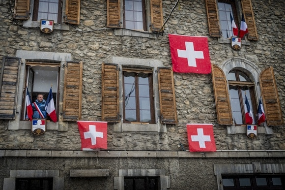 Chatel town hall