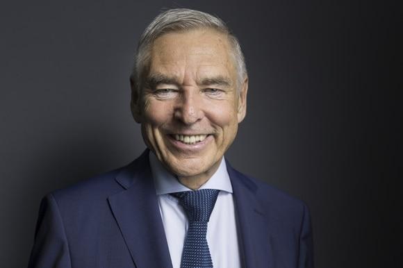 Peter Brabeck ist Pensionär, aber nicht im Ruhestand.