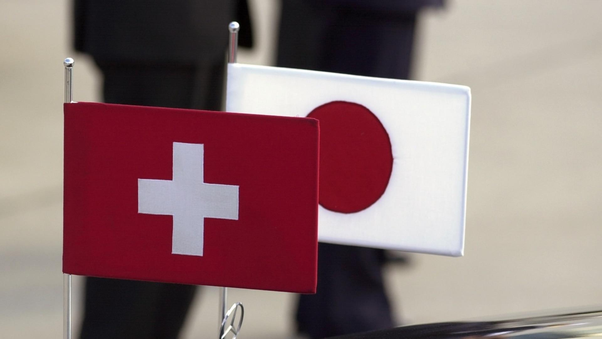 Building a digital assets corridor between Switzerland, Japan and Singapore