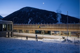Congress centre in Davos
