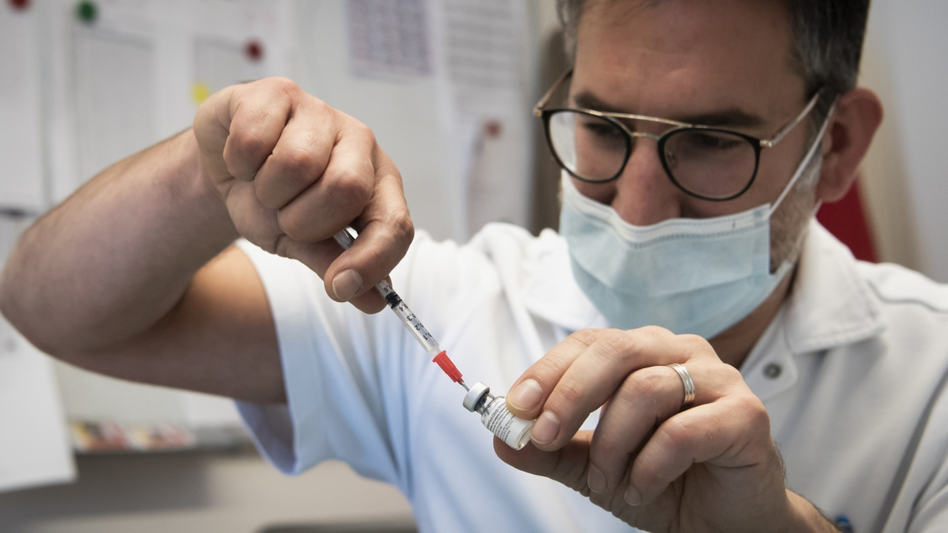 How vaccine technology, choice and supply work in Switzerland