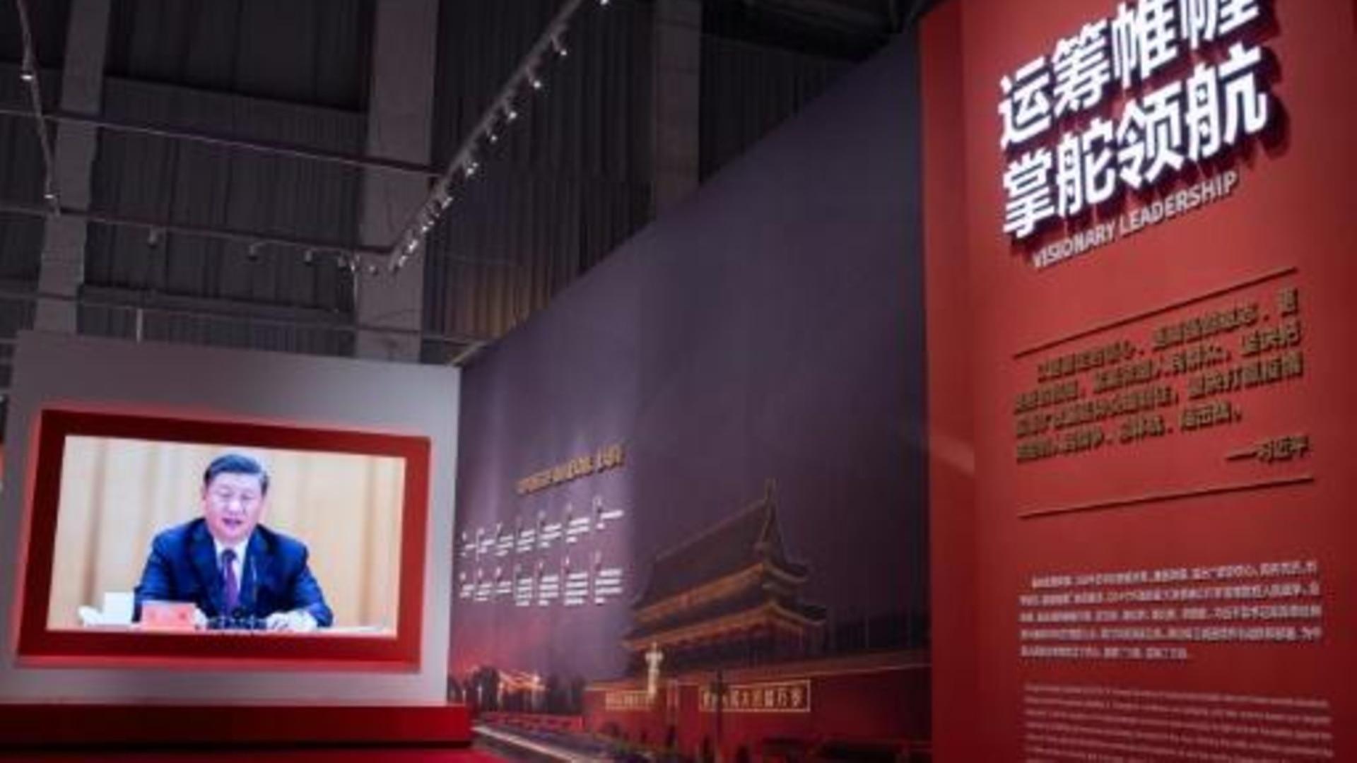 Xi Jinping, estrella anunciada del Foro Económico de Davos - SWI  swissinfo.ch